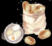 eier kartoffeln